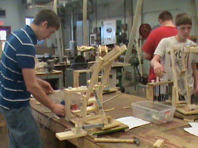 Syringe Hydraulic Projects : Hydraulic syringe robot project stark county high