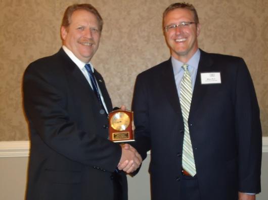 30 Year IAVAT Service Award