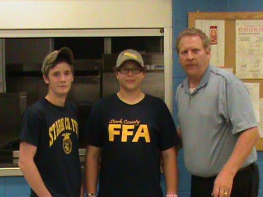 FFA Leadership and Quiz Bowl