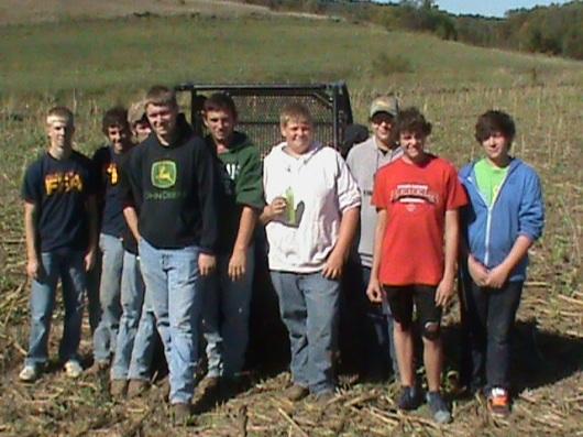 SCHS Land Use CDE Team