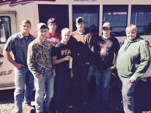 2014 Land Use Team