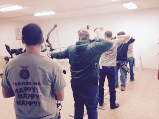 SCHS Archery