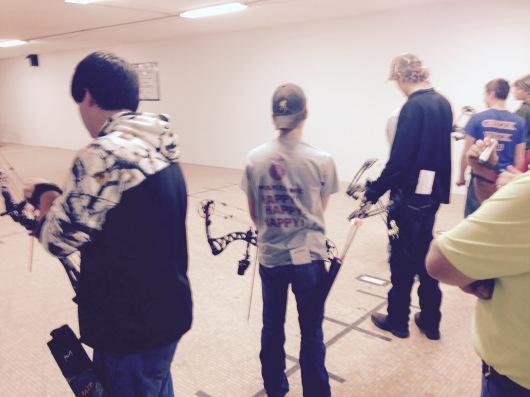 SCHS Archery Team